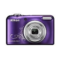 Nikon COOLPIX A 10( 16.44MP ,5倍光学变焦,2.7–英寸 LCD )