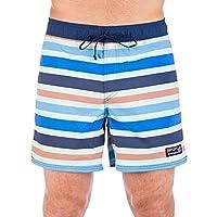 Patagonia 男式 M 碼彈力波浪短褲 - 40.64 厘米短褲