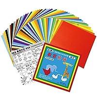 日本 kidstoyo童洋 DIY益智玩具手工折纸 教育折纸 0002-1 进口纸张日本学校折纸课经典教材