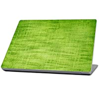 MightySkins 保护、耐用、独特的乙烯基保护罩,适用于 Microsoft Surface 笔记本电脑 (2017) 13.3 英寸MISURLAP-Green Fabric Green Fabric Microsoft Surface Laptop