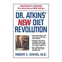 Dr. Atkins' New Diet Revolution (English Edition)