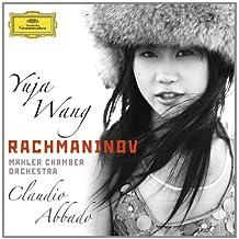 王羽佳:拉赫玛尼诺夫 Rachmanninov(CD)