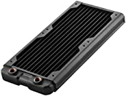 Black Ice Nemesis GTS 240mm Radiator - Black
