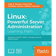 Linux: Powerful Server Administration (English Edition)