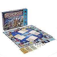 Hasbro 孩之宝 Monopoly 地产大亨当代版 当代垄断 B2348