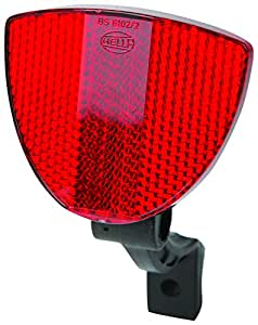 Raleigh GDL201 后V刹车反射镜 - 红色