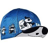 R250 GORIDE 自行车帽 轮行熊猫 R250CAP 蓝色