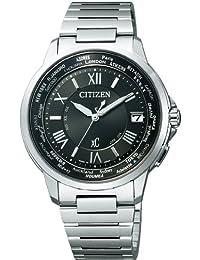 Citizen 西铁城腕表 XC Eco-Drive 光动能电波手表多极接收指针显示充电 CB–54E 男士
