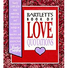 Bartlett's Book of Love Quotations (English Edition)