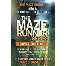 The Maze Runner Series Complete Collection (Maze Runner) (English Edition)