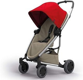 Quinny 酷尼 Zapp Felx Plus 婴儿推车 伞车 轻便可折叠,双向可坐可躺,可上飞机,适合0-4岁,红色