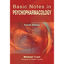 Basic Notes in Psychopharmacology (English Edition)