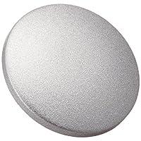 cam-in ソフトシャッターボタン   レリーズボタン オリジナル / 凸面 (直径10mm) 银