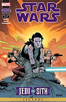 """Star Wars: Jedi vs. Sith (2001) #5 (of 6) (English Edition)"",作者:[Macan, Darko]"