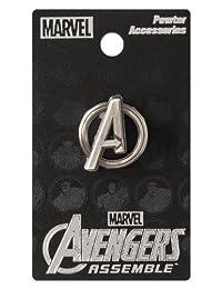 Marvel Avengers 标志翻领别针
