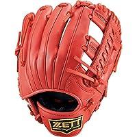 ZETT 少年棒球 软式 手套(手套) 大美人 全能用 右投用 尺寸:S(身高120~135cm) BJGB76030