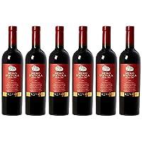 【亚马逊直采】Trovati 特洛瓦帝 Nero D'avola Sicilia DOC 特洛瓦帝干红葡萄酒西西里DOC 750ml*6(亚马逊进口直采,意大利品牌)