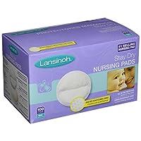 Lansinoh 兰思诺 超薄透气 防溢乳垫 100片装 原装进口