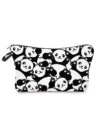 化妆袋化妆包和化妆包配件熊猫旅行包