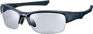 SWANS 日本制造 运动 太阳镜 高校棒球 官方战 新规则 对应太阳镜 (硬式棒球 软式棒球) 0001BB MBK マットブラック/スモーク