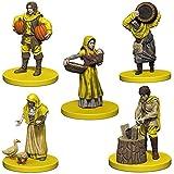 WizKids Agricola 游戏扩展 黄色