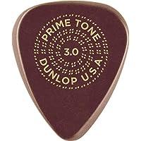 Dunlop Primetone 标准 0.73 毫米雕刻带握把的木头图案 - 3 包 1511R3.0 12 包 3.0mm | Smooth