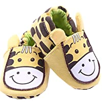 xhorizon TM FLK 学步儿童儿童牛巴革凉鞋
