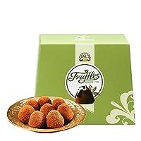 Truffles 德菲丝 松露巧克力清新抹茶100g(比利时进口)(亚马逊自营商品, 由供应商配送)