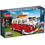 乐高LEGO 创意百变高手 大众T1露营车10220 经典收藏