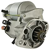 DB Electrical SND0312 起动器适用于 Kubota 拖拉机 L305 L335 L345 L355 L3750 L4350 L5450 M4000 M4030 M4050 M4700 M4800 M5030 M5400 M5700 15601-63010 15621-63011 15621-63012 15621-63012 15621-63013