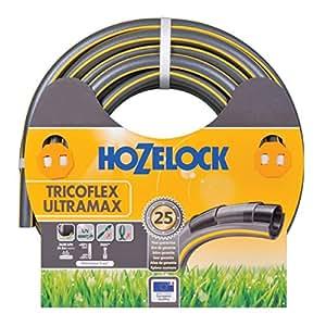 hozelock tricoflex ultramax 软管灰色12.5MM x 15M