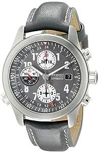 Bremont 男式 Alt1-Z/DG 模拟显示瑞士自动灰色手表