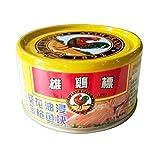 Ayam Brand 雄鸡标葵花油浸金枪鱼块185g*3(泰国进口)