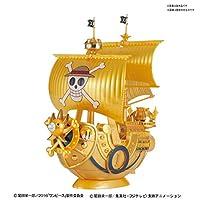 ONE PIECE 航海王 伟大的船 收藏 千阳号 剧场版 GOLD 公开纪念配色版 已分色塑料模型