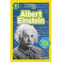 National Geographic Readers: Albert Einstein (Readers Bios) (English Edition)