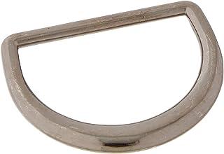 三叶草袋和手提袋 1-3/16 英寸 D 形环,2 个 Blk Nickel 6183