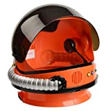 Aeromax Jr. 宇航员头盔,带声音和可伸缩遮阳帽 96 months to 1200 months 标准 橙色