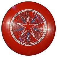 Discraft 175 克 Ultra-Star Sportdisc 红色