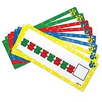 Learning Resources 三只小熊家族图案早期学习卡片,适合年龄在3岁以上的人群