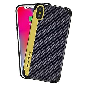 iPhone X 手机壳La-ICIX/D 金色