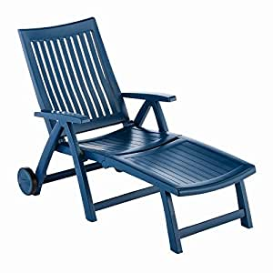 Kettler 躺椅, Roma 蓝色