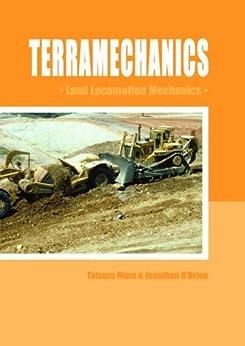 """Terramechanics: Land Locomotion Mechanics (English Edition)"",作者:[Jonathan O'Brien]"