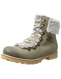 Rieker 女式 z1444靴