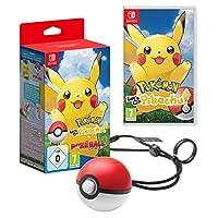 Pokemon 精灵宝可梦/宠物小精灵 Let ' s Go!皮卡丘 Pikachu 精灵球Plus 套装- Nintendo Switch