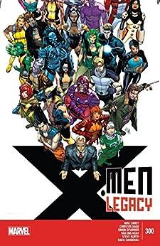 """X-Men: Legacy (2008-2014) #300 (X-Men: Legacy (2012-2014)) (English Edition)"",作者:[Mike Carey, Christos N. Gage, Simon Spurrier, Clay Mann, Tan Eng Huat]"