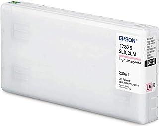 Epson T782600 T782 200毫升 Light Magenta D700