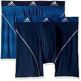 adidas 男士运动性能 Climalite 平角内裤(2 或 4 条装)