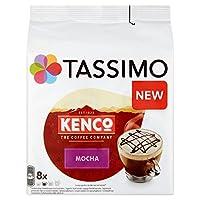 Tassimo Kenco 摩卡咖啡膠囊 5 pods*8
