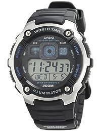 CASIO 卡西欧 DIGITAL系列10年电池多功能电子男表 AE-2000W-1AVDF