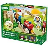 瑞典 BRIO 火车系列 经典启蒙高级套装玩具 BROC33727